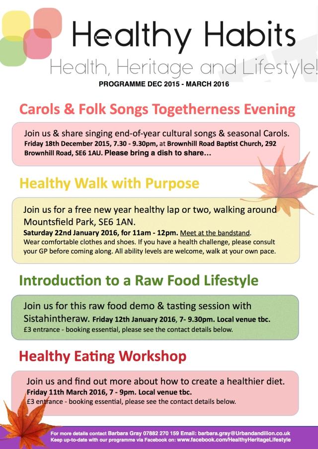 Healthy Habits Dec15_Mar16 flyer